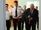 Alexandru Pinzari pays working visit to the Leova Police Inspectorate