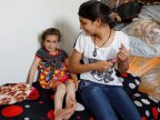Kidnapped Iraqi girl REUNITED with family after THREE years (VIDEO)