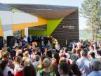Pavel Filip attends opening of first energy efficient kindergarten in Moldova (PHOTO)