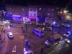Finsbury Park attack: Theresa May condemns 'sickening' terror attack