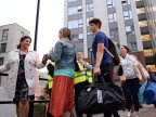 London tower block residents 'must leave' says council