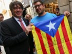 Catalonians to vote whether to secede from Spain at referendum in October