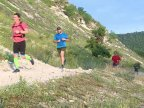 Professionals and amateurs taking part in marathon exploring Moldovan landscapes