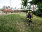 Removing crosses commemorating car accident victims near roads