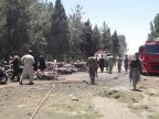 Deadly car bomb targets Afghan bank