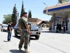 Five suicide bombers attack Lebanese army during raids