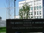 Blast at US embassy to Kyiv
