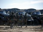 70 special forces military from Moldova, Romania and U.S.A. participate in joint field drill