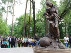 Monument to victims of Soviet-induced famine, unveiled in Kazakhstan