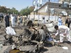 Blast near police station in Pakistan leaves 11 dead