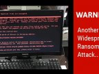 Money was not real target of ransomware Petya