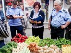 Chisinau police clear downtown streets from unlawful vendors