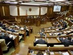Motion AGAINST Foreign Minister Andrei Galbur FAILED