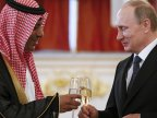 Russia, Saudi Arabia contend to become China's no.1 oil supplier