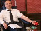 Law-makers donate blood to children in need