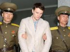 North Korea sets free American student who's in coma