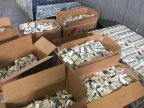 Moldovan truck drivers caught smuggling large amount of cigarettes (PHOTO/VIDEO)