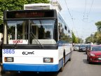 First wireless trolleys to start running in Chisinau