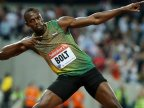 Usain Bolt wins final 100m race in Jamaica in emotional farewell