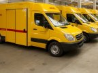 Deutsche Post expands electric vans fleet