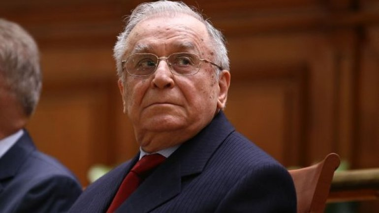 Romanian military prosecutors kick off trial against former President Iliescu over miners' riots in '90s