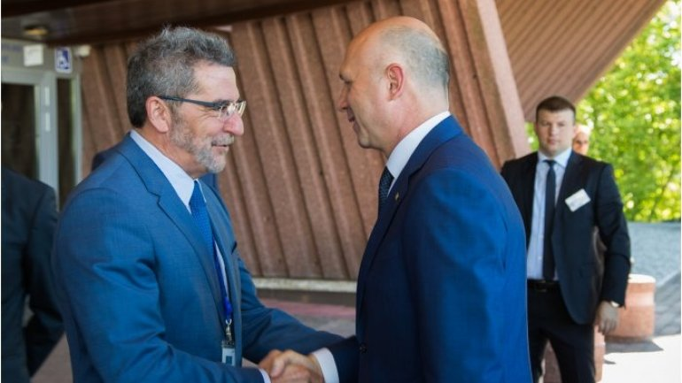 Moldovan PM meets vice president of Parliamentary Assembly of Council of Europe