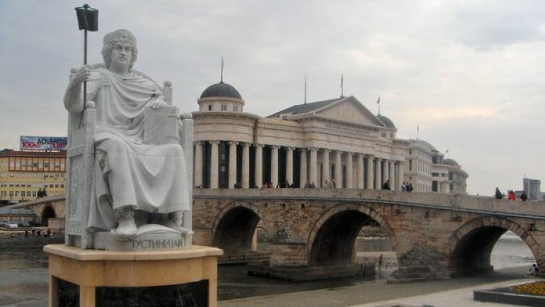 Leaked documents show Russian attempts to meddle in Macedonia
