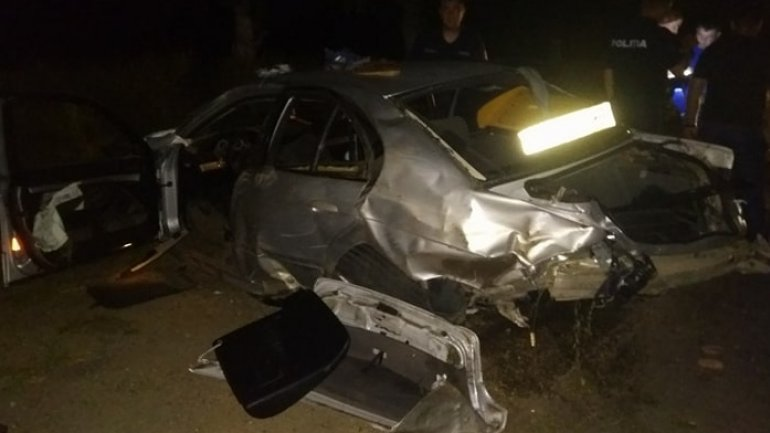 ONE dead and TWO injured in AWFUL accident near Chisinau (PHOTO)