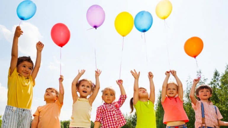 International Children's Day celebrated across Moldova