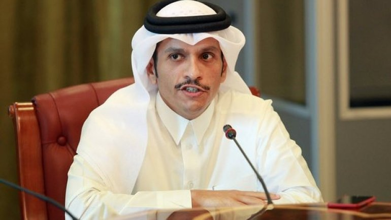 Qatar foreign minister asks UK to condemn air embargo