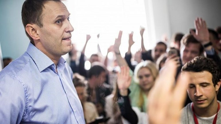 Russian opposition leader Navalny starts presidential bid (VIDEO)