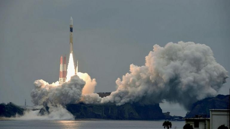 Japan launches its version of GPS satellite to improve location positioning