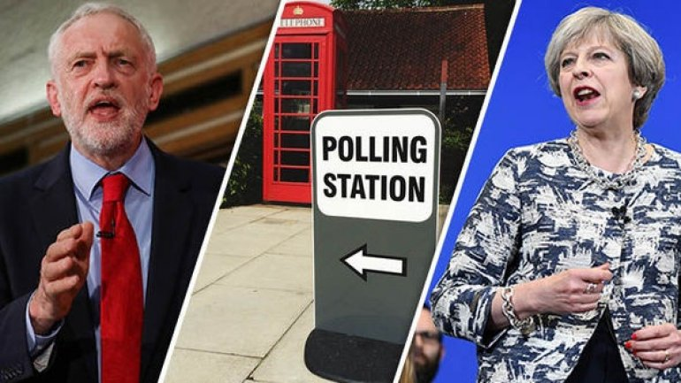 Voting starts in UK after hotly contested election race