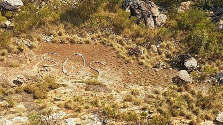 SOS mystery in remote Western Australia may be solved