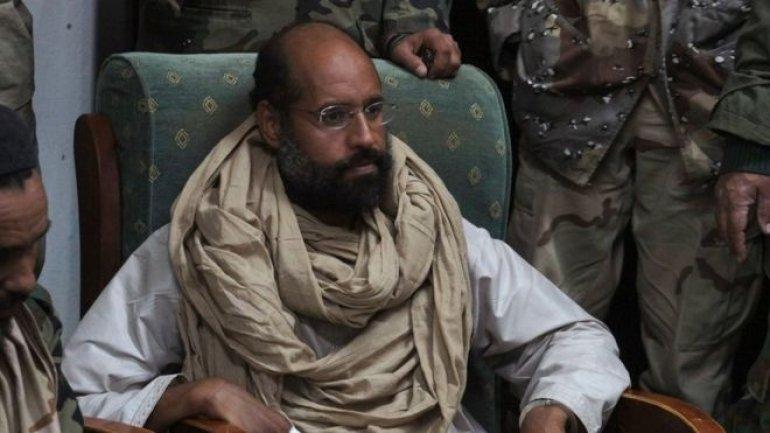 Gaddafi's son Saif freed in Libya