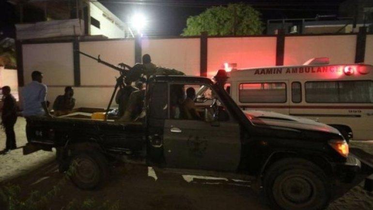 Somalia: Suicide car bomber targets Mogadishu restaurant