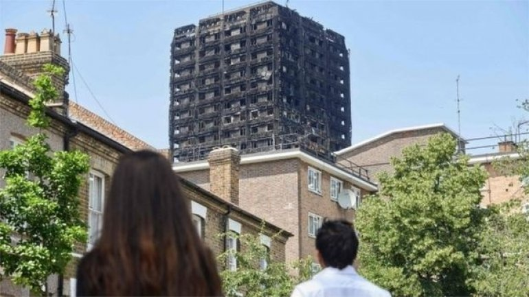 London fire: Kensington council boss quits over Grenfell tragedy