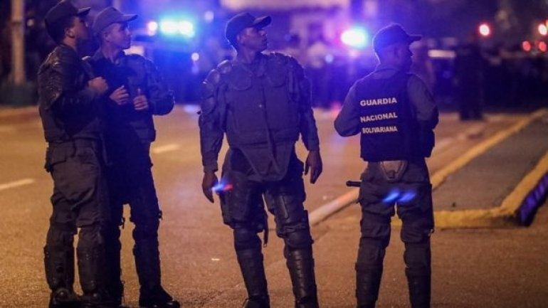 Venezuela crisis: Helicopter launches attack on Supreme Court