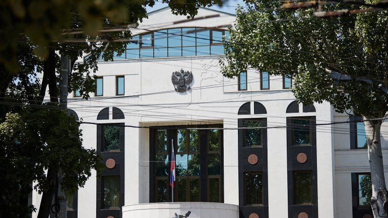 Russian diplomats expelled from Moldova recruited fighters in Gagauz autonomy: sources