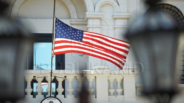 U.S. Embassy in Moldova suspends its web activity due to lack of funds