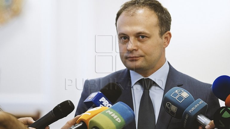 Andrian Candu on project of combating Russian propaganda: The topic was much-discussed