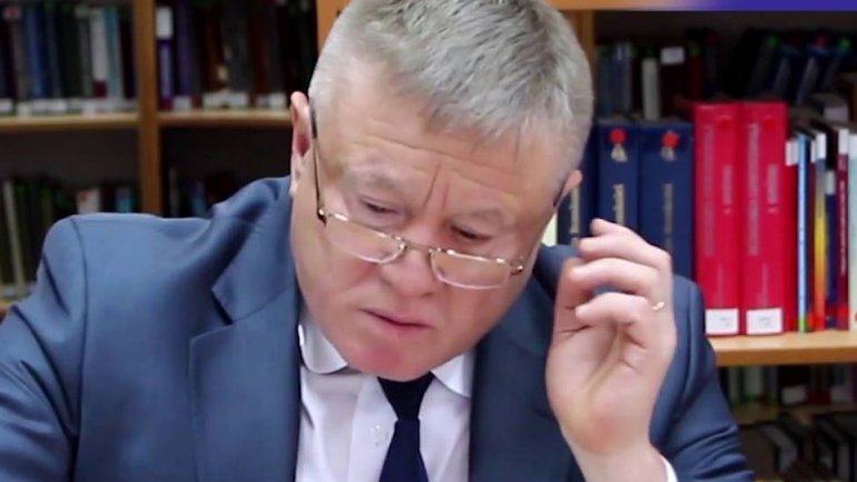 Former general prosecutor Valeriu Balaban to stay behind bars for power abuse