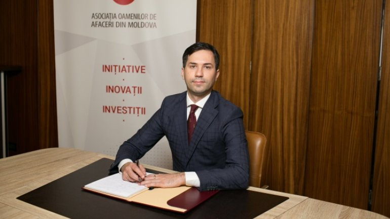 Business People Association from Moldova has got new director