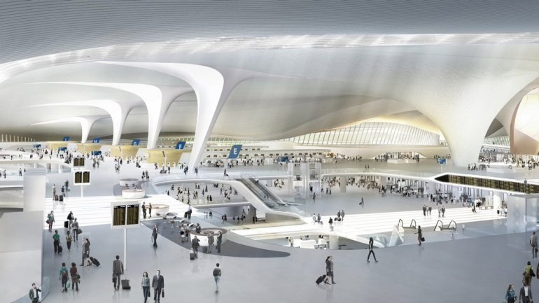 World's largest airport to open in THIS CITY by 2019