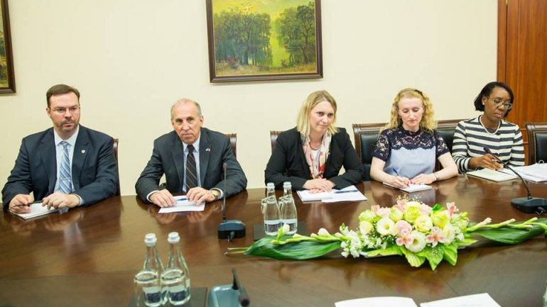 Moldovan, American officials approach reforms, cooperation