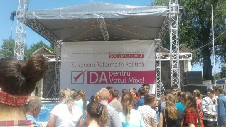 Over TEN THOUSAND PROTESTERS in Cahul: Moldova needs a change