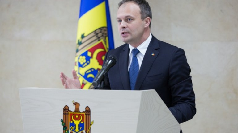 Moldovan Parliament President: Present electoral system has failed and needs to be modified