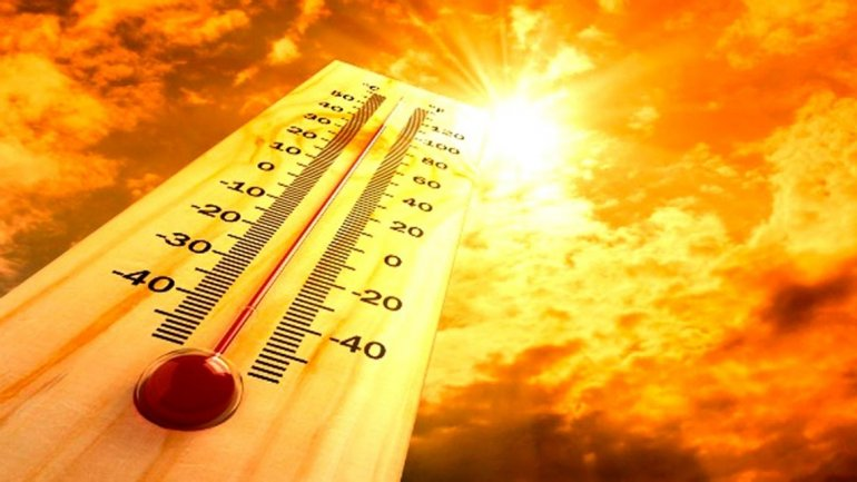 Heat waves TO COVER Moldova in the next few days