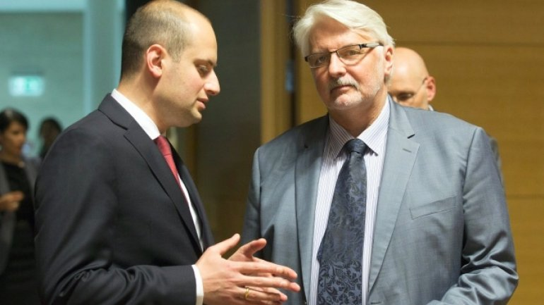 Polish foreign minister wishes EU got closer to Eastern Partnership countries
