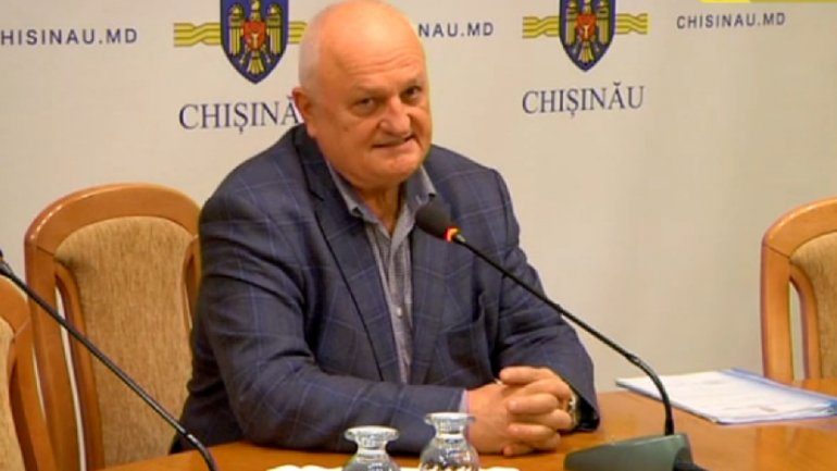 Chisinau Council secretary Valeriu Didenco RISKS seven years imprisonment